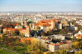Royal Wawel castle — Stock Photo