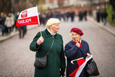 Poland National Independence Day — Stockfoto