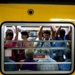 Buenos Aires subway — Stock Photo