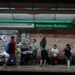 Stock Photo: Buenos Aires subway