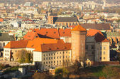 Royal Wawel-Schloss — Stockfoto