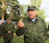 Vladimir Shamanov — Stock Photo