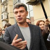 Boris Nemtsov — Foto de Stock