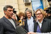 Boris Nemtsov — Foto Stock