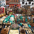 ������, ������: Seller souvenirs at Durbar Square