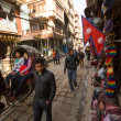 Kathmandu, Nepal — Stock Photo #37882039