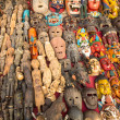 Street shop at Durbar Square — Stock Photo