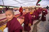 Budist rahipler — Stok fotoğraf