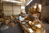 Nepalese tinman — Zdjęcie stockowe
