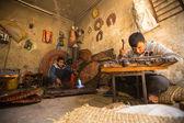 Nepalese tinman — Stockfoto