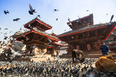 Old Durbar Square — Stock Photo