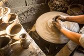 Taller de cerámica — Foto de Stock