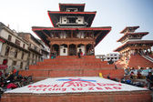 AIDS Day on Durbar Square — ストック写真