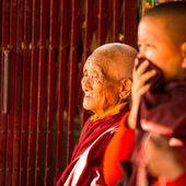 Budist rahip — Stok fotoğraf