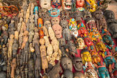 Street shop at Durbar Square — ストック写真