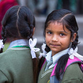 Nepalese child — Stock Photo