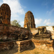 Wat Mahathat temple — Stock Photo