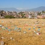 Environmental pollution — Stock Photo