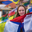 Buddhist prayer flags — Stock Photo #37902839