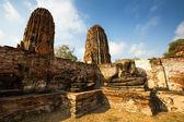 Wat Mahathat temple — Stok fotoğraf