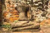 Estátua de buda — Foto Stock