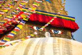Bodnath stupa — Foto Stock