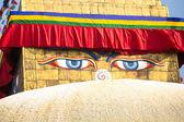 Bodhnath stupa — Stok fotoğraf