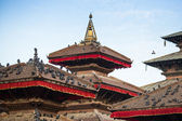 Pagoda at Durbar Sqaure — Stock Photo