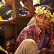 Постер, плакат: Unidentified people Orang Asli in his village 3 in Berdut Malaysia