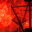 Celebration Scarlet Sails show during White Nights Festival — Stock Photo #39025723
