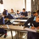 Children in the lesson — Stock Photo #39531795