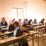 Children in the lesson — Stock Photo #39531843