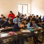 Children in the lesson — Stock Photo #39531887