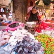 Stock Photo: Street vendor