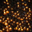 Church candles — 图库照片 #39588019