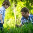 Father with his son — Stock Photo #39588041
