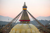 Bodhnath Stupa — Stock Photo