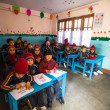 Pupils in English class at primary school — ストック写真 #40026995