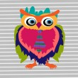 Cute Owl — Stock Vector #40311123