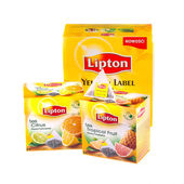 Tea Lipton — Stock Photo