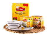 Tea Lipton — Stock Photo