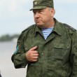 Постер, плакат: Commander in Chief Russian Airborne Troops