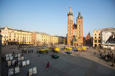 View of the Main Square. — Stock Photo