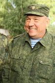 Vladimir Shamanov  Commander — Stock Photo