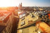 Centre historique de Cracovie, Pologne. — Photo
