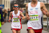 Krakow international Marathon. — Stockfoto