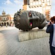 Eros Bendato in Krakow — Stock Photo #43942967