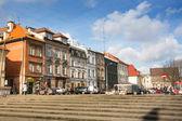 Historické centrum krakov — Stock fotografie