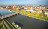 Vistula River — Stock Photo