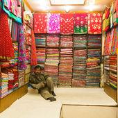 Street vendor in Kathmandu — ストック写真